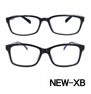 [X-BLUE]New XB PC蓝色遮光眼镜