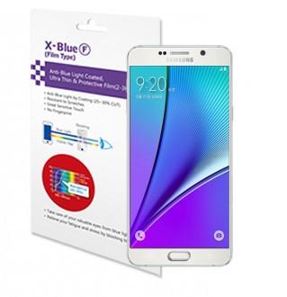 [X-BLUE]三星 盖乐世 Samsung Galaxy Note 5  抗蓝光保护膜