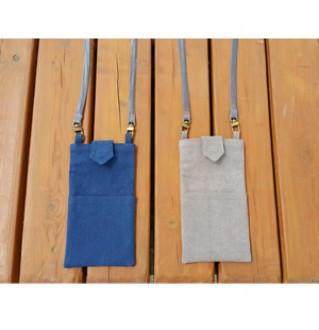 [X-BLUE]Handmade Pouch Smart Bloc 2 智能手机电磁屏蔽
