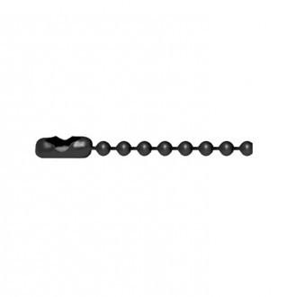 [X-BLUE]Q-Link Black Bead Chain 黑珠黑色珠链链接队列链条