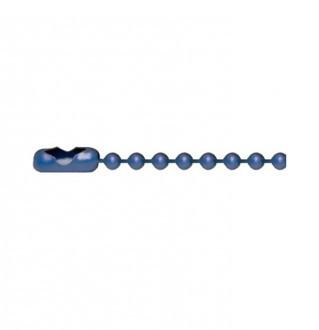 [X-BLUE]Q-Link Blue Bead Chain 蓝色珠链链接队列蓝色珠链条