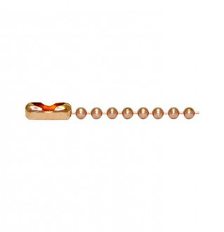 [X-BLUE]Q-Link Copper Bead Chain 铜珠铜珠链链接队列链条