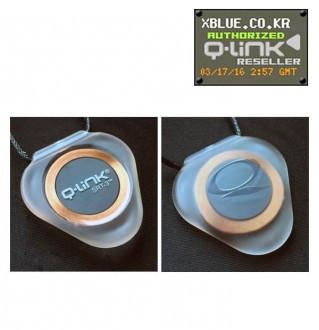 [X-BLUE]Q-Link Pendant Translucent 项链坠 半透明