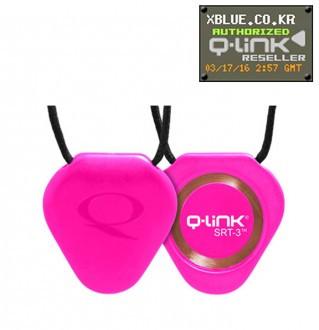 [X-BLUE]Q-Link Pendant Pink 项链坠链粉色