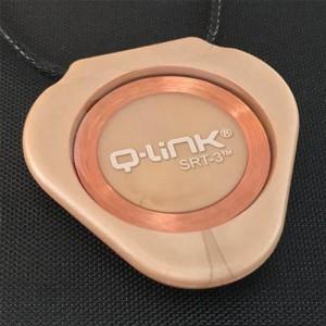 [X-BLUE]Q-Link Pendant 项链坠 金属铜色