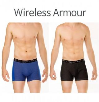 [X-BLUE]Wireless Armour 无线装甲电磁屏蔽内衣裤衩