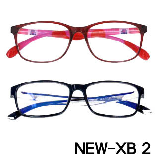 [X-BLUE]New XB-2 PC蓝色遮光眼镜