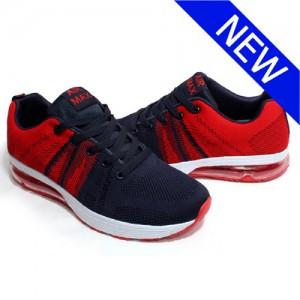 [X-BLUE]接地(Earthing)鞋 男女共用 运动鞋 2701 深蓝色/紅色 NavyRed