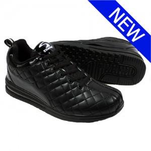 [X-BLUE]282142 - 接地(Earthing)鞋 男性用 运动鞋 2505 黑色 Black
